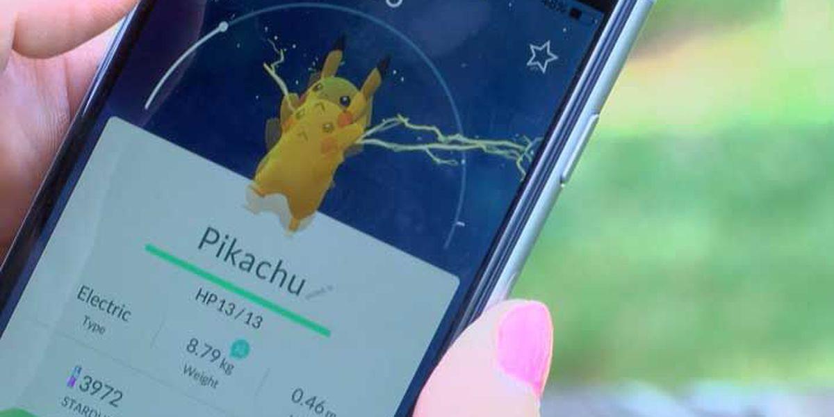 Pokemon Go takes over Louisville Slugger Museum