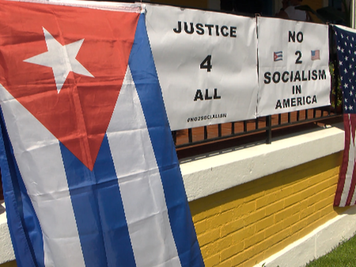 Cuban community rally in NuLu to support restaurant owner
