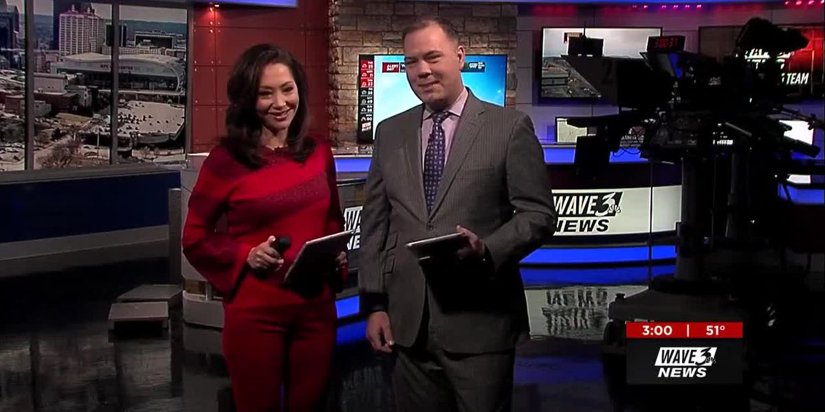 WAVE 3 News launches new newscast starting Monday, Jan  28