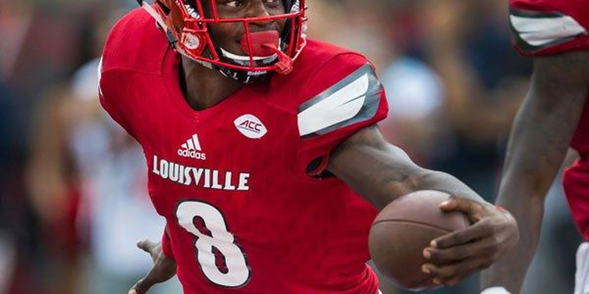 No. 16 Louisville escapes Purdue, 35-28