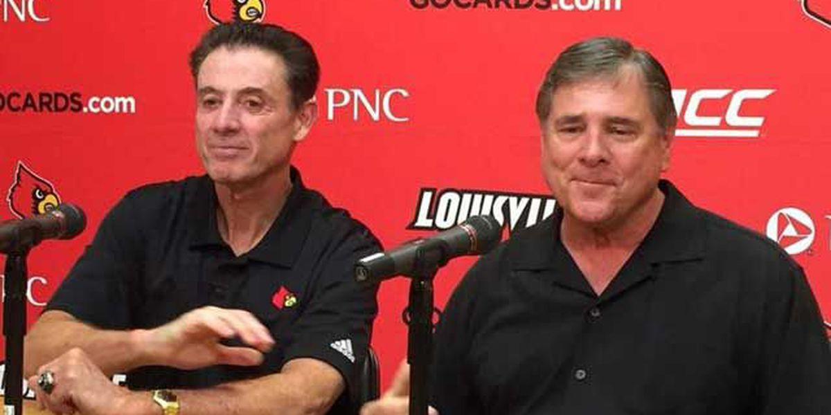 Jurich officially out as UofL athletic director