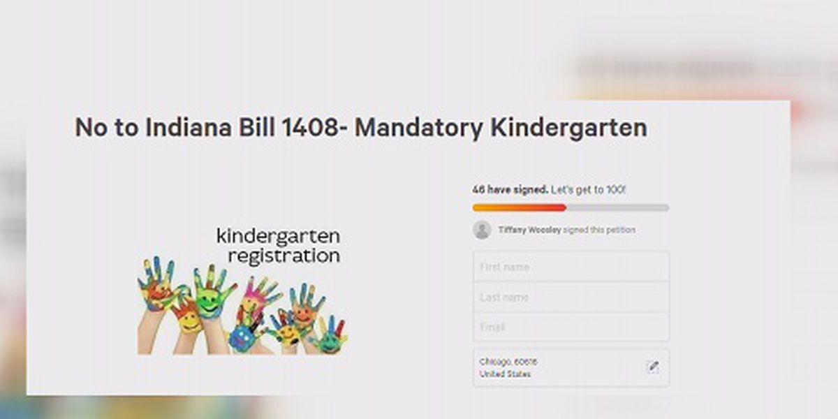 Kindergarten bill creates buzz in community
