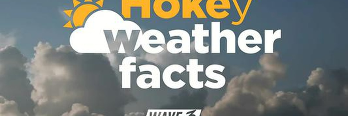 Hokey Weather Facts 10/17/19