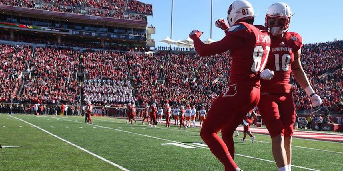 CFB PREVIEW: UofL football road trip guide