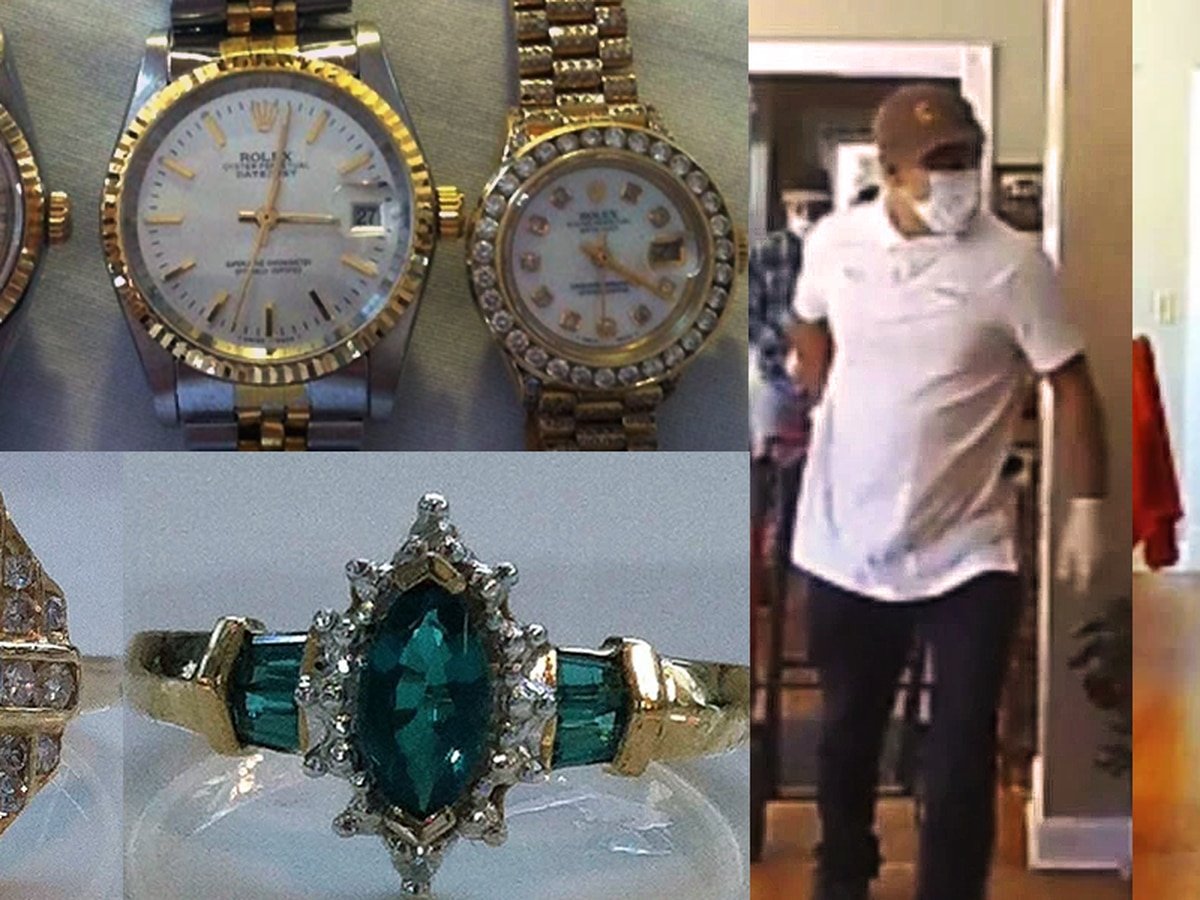 Hundreds of thousands of dollars worth of jewelry stolen from a Bowling Green home and business
