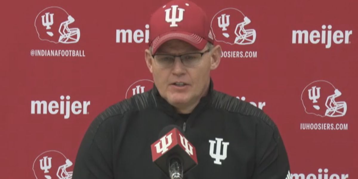 IU's Allen named AFCA Coach of the Year
