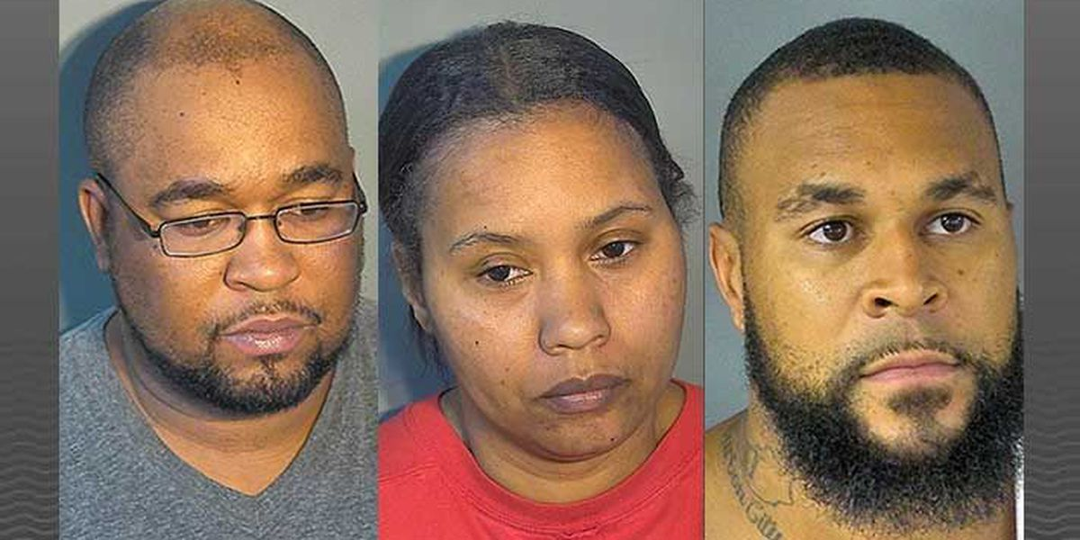 Nelson Co. drug raid results in arrests of 3