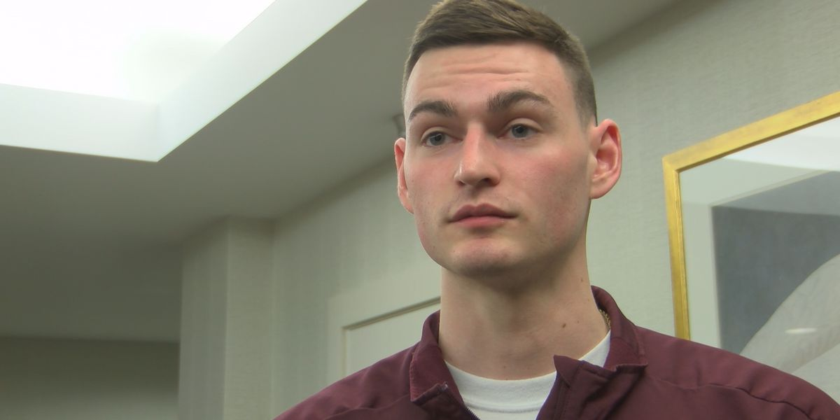 Bellarmine players react to NCAA canceling tournament
