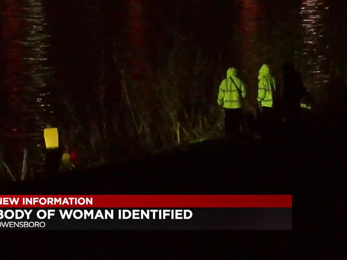 Coroner releases identity of woman found in Ohio River in Owensboro