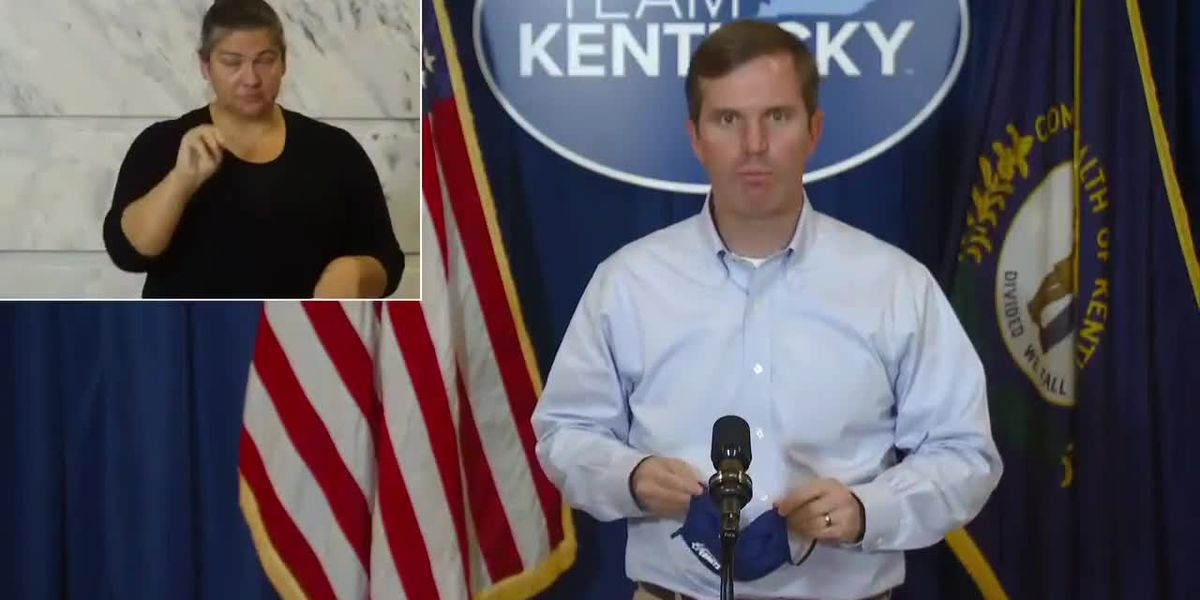 'We have become more casual in our approach to COVID;' Beshear announces 456 new cases in Ky. Monday