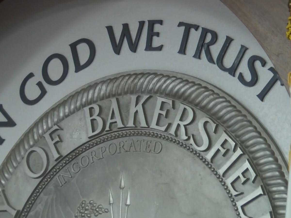 Pastor asks city to add 'In God We Trust' to police cars