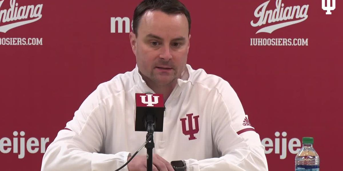 Hoosiers Lose Second Straight