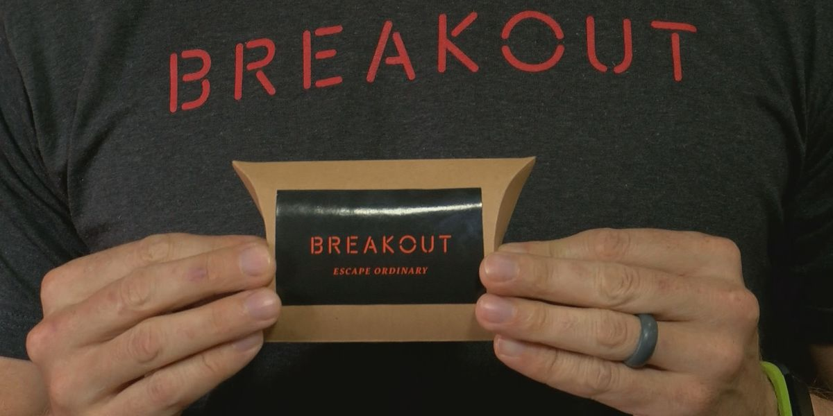 Breakout Games plans mad dash for $2,000 cash around Louisville