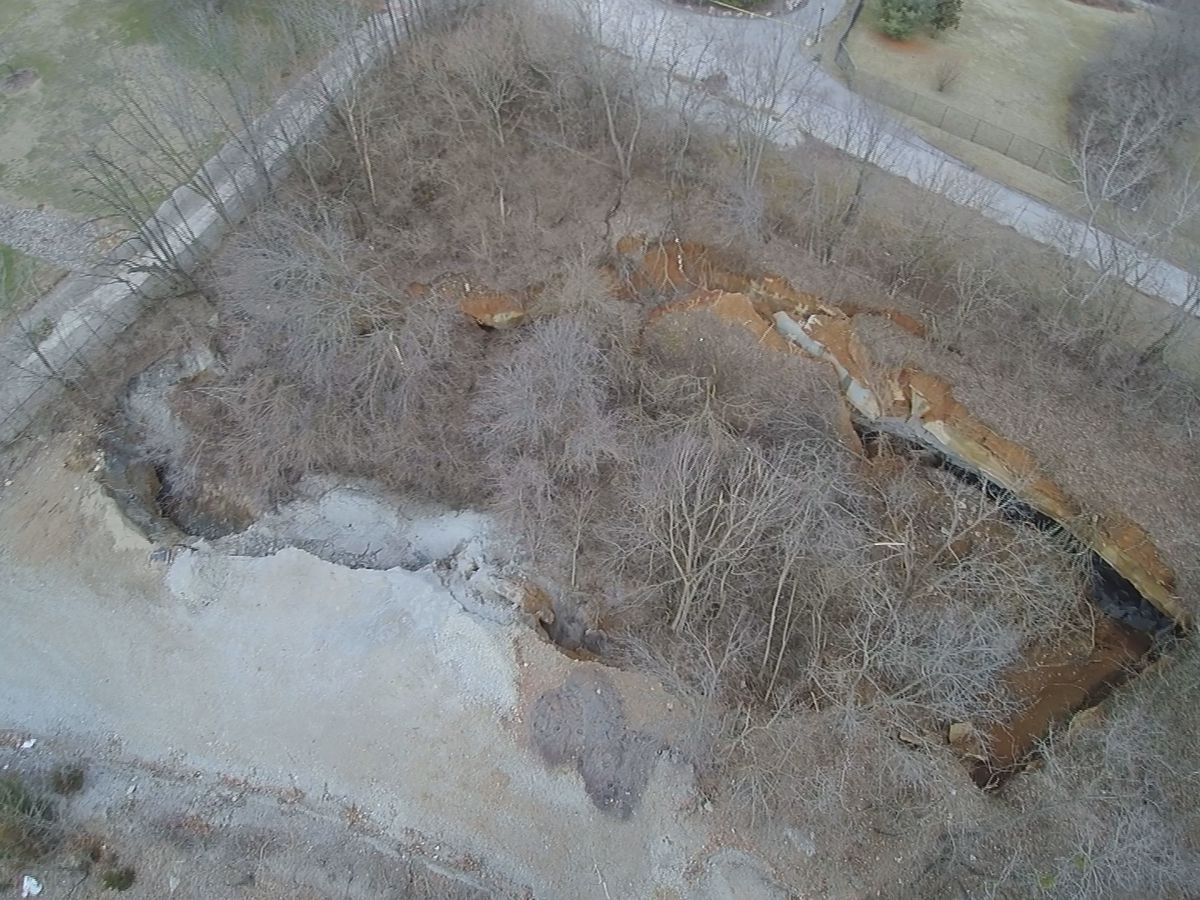 Zoo and Mega Cavern open again after sinkhole scare