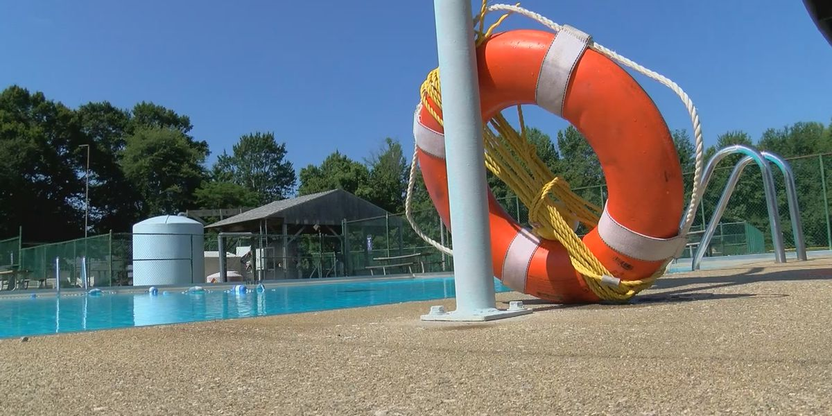 Louisville pools open with new rules during COVID