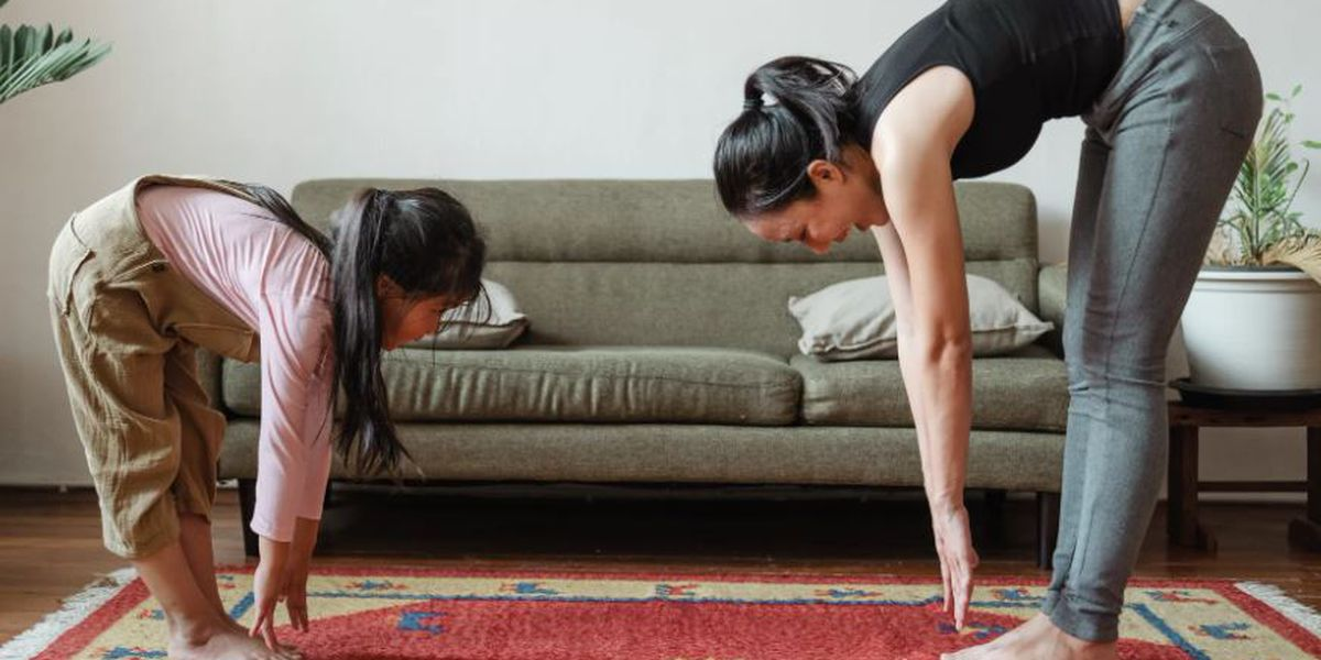 Easy ways to help your child stay active while learning from home