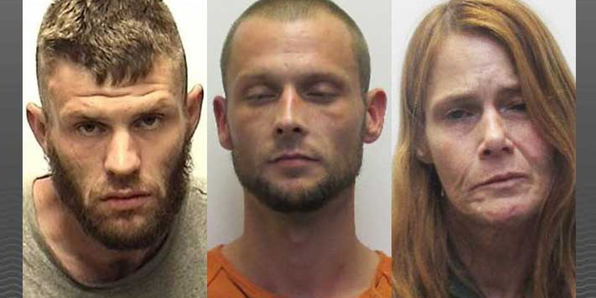 Plan to smuggle drugs into jail foiled; 3 facing charges