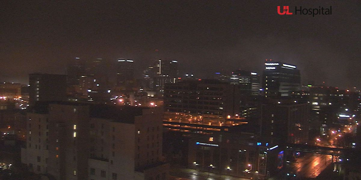 FORECAST: Rain and storms likely overnight