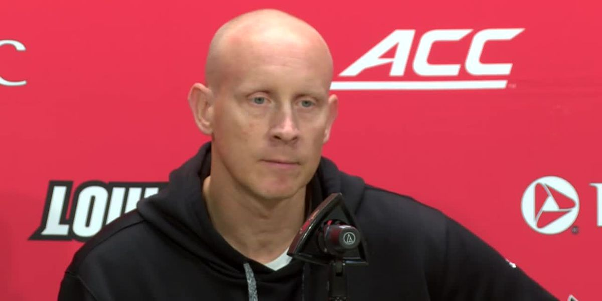 Chris Mack's pre-Indiana news conference