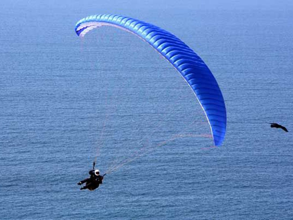 Ky. man killed in Fla. paragliding accident
