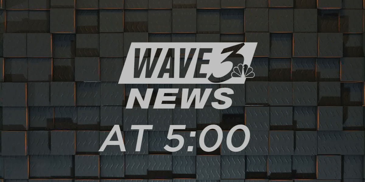 Online edition of WAVE 3 News at 5:00