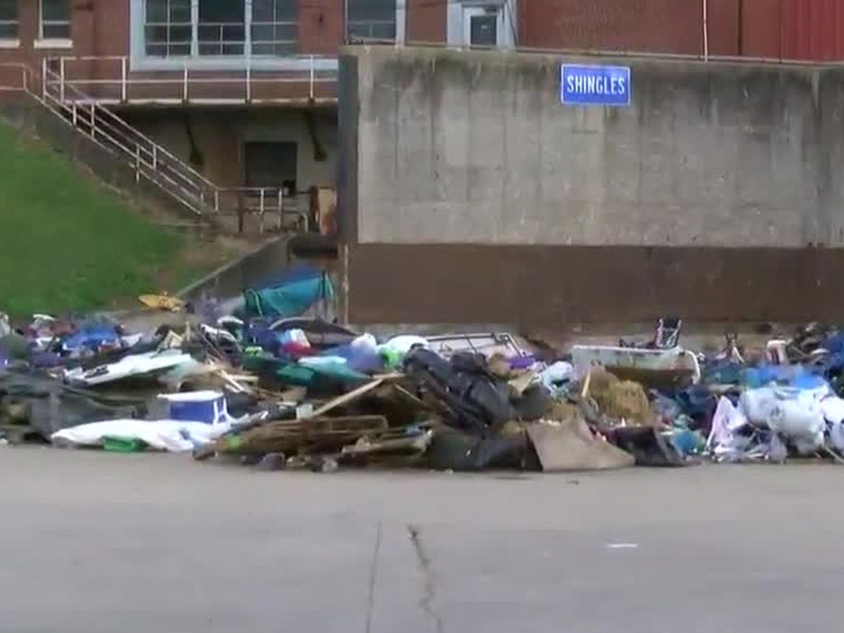 Report: City paid more than $60,000 to protesters for trashed belongings