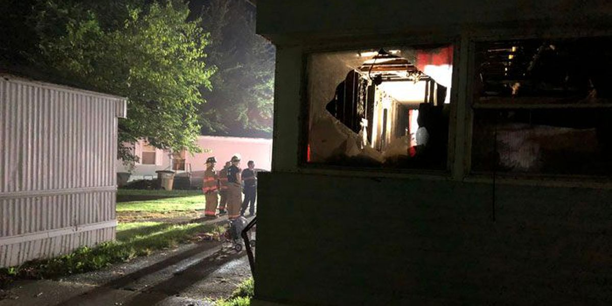 Columbus Fire Department investigating vacant house fire