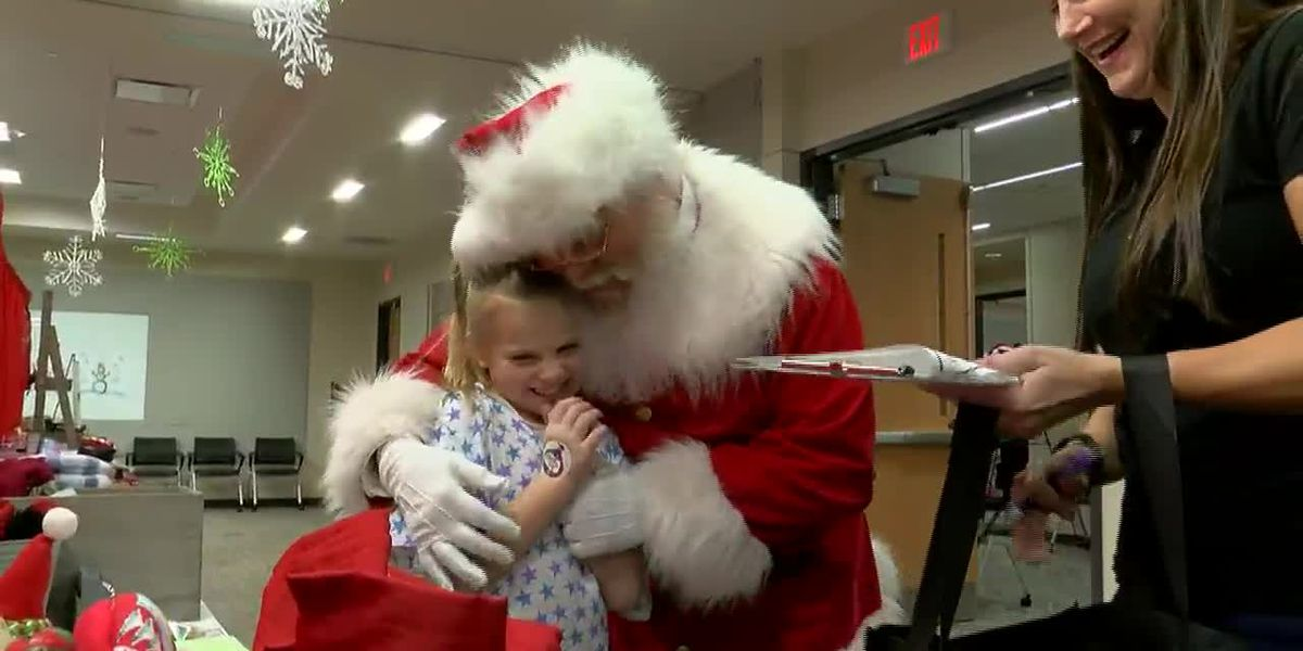 Norton Children's Hospital Breakfast with Santa