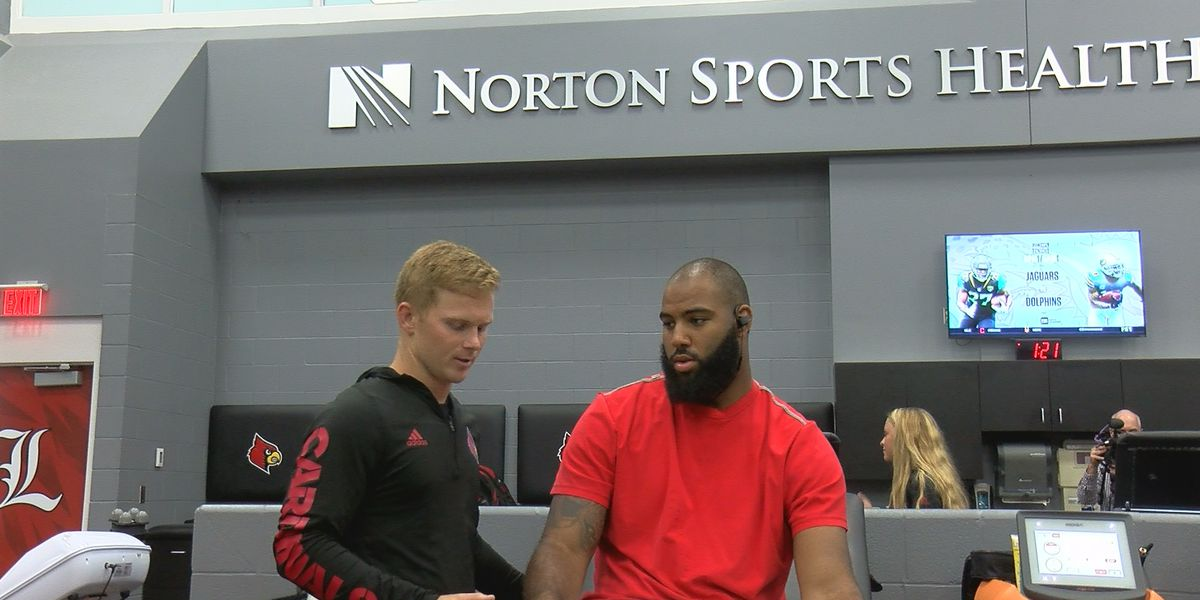 Norton Healthcare named official health care provider of Louisville Cardinals