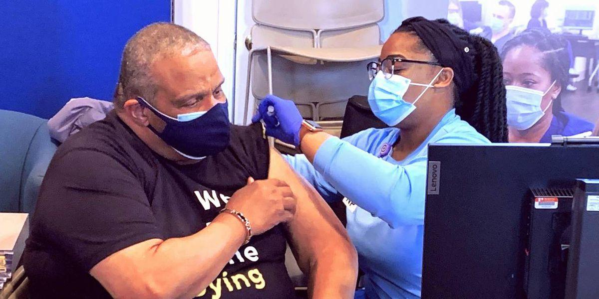 Beshear, NAACP urge Black Kentuckians to get vaccinated
