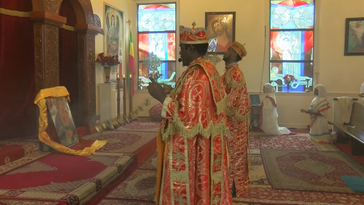 Rare Holy Water Draws Thousands To Ethiopian Church In Ky