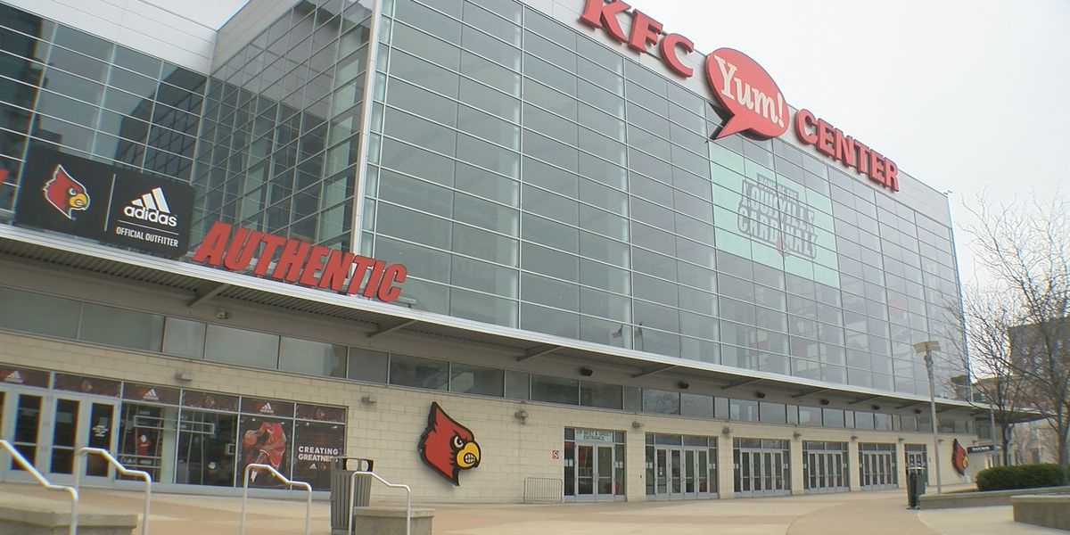 Louisville prepares to host NCAA Regional