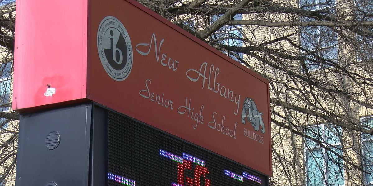 New Albany Floyd County students resume in-person learning 5 days a week