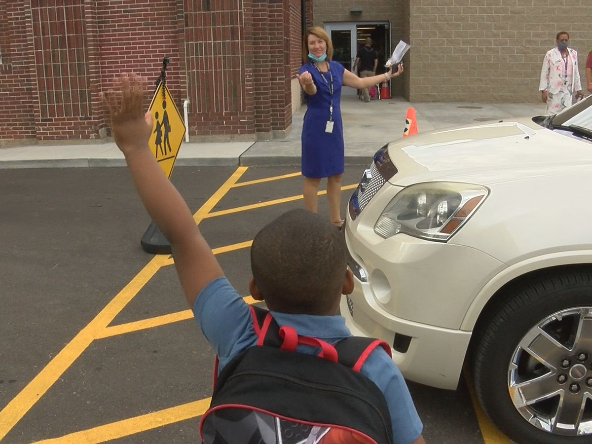 Greater Clark County Schools return to classroom