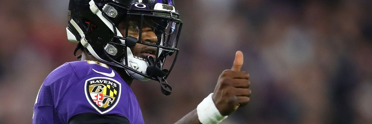 Lamar Jackson thanks Bills Mafia for support of his favorite charity after suffering concussion