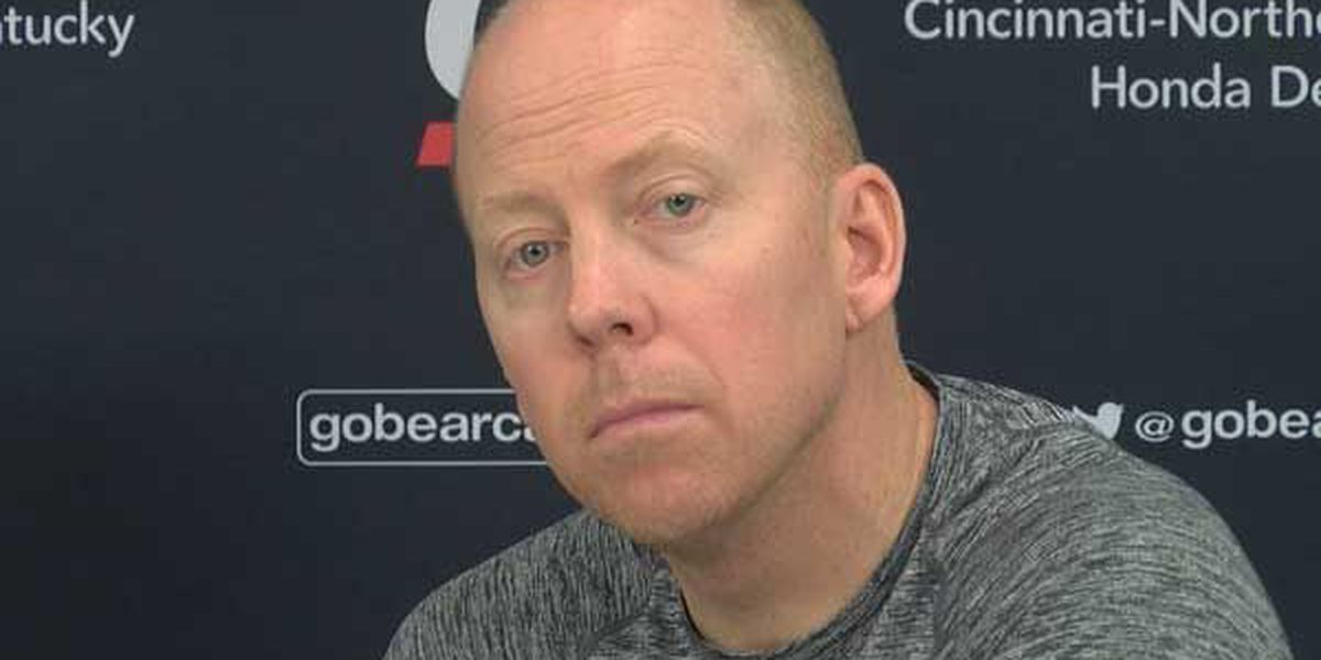 UC's Mick Cronin named head coach at UCLA