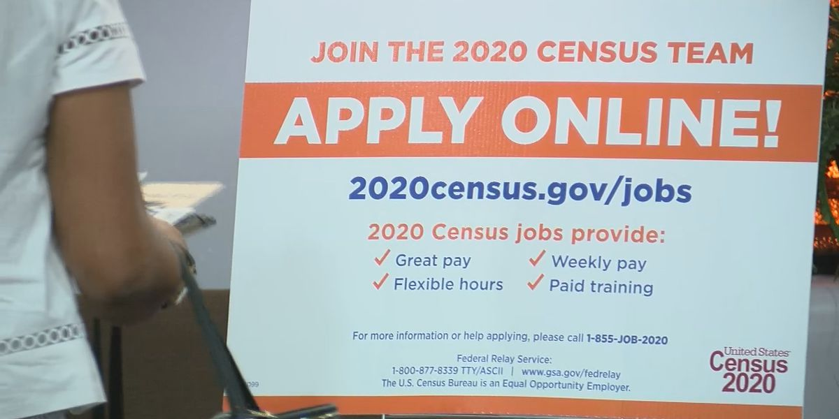 Census Bureau hiring 1,600 temporary workers in Louisville