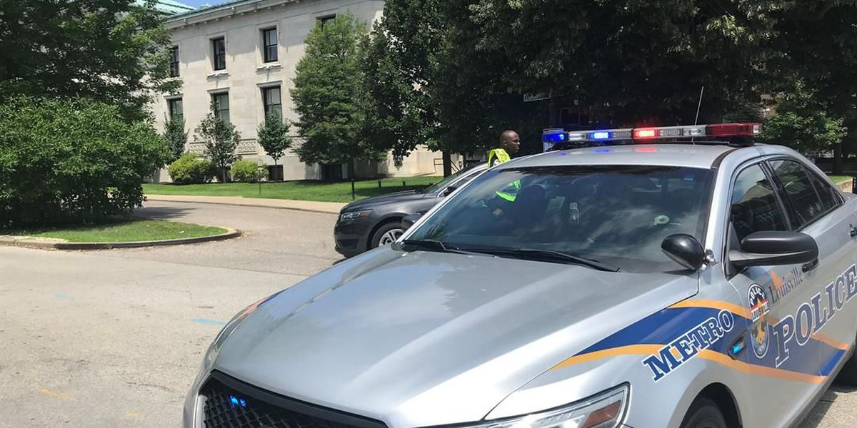 All-clear issued following bomb threat at Louisville Free Public Library
