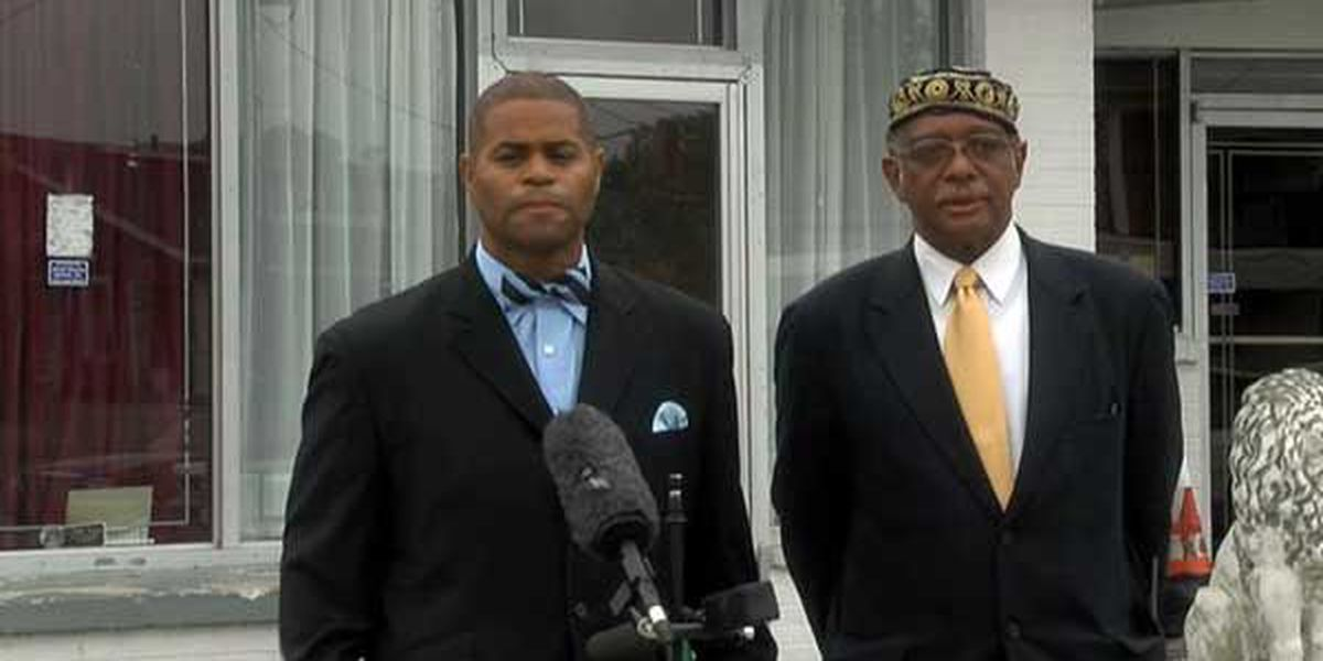 Louisville clergymen announce plan to employ ex-felons, reduce violence