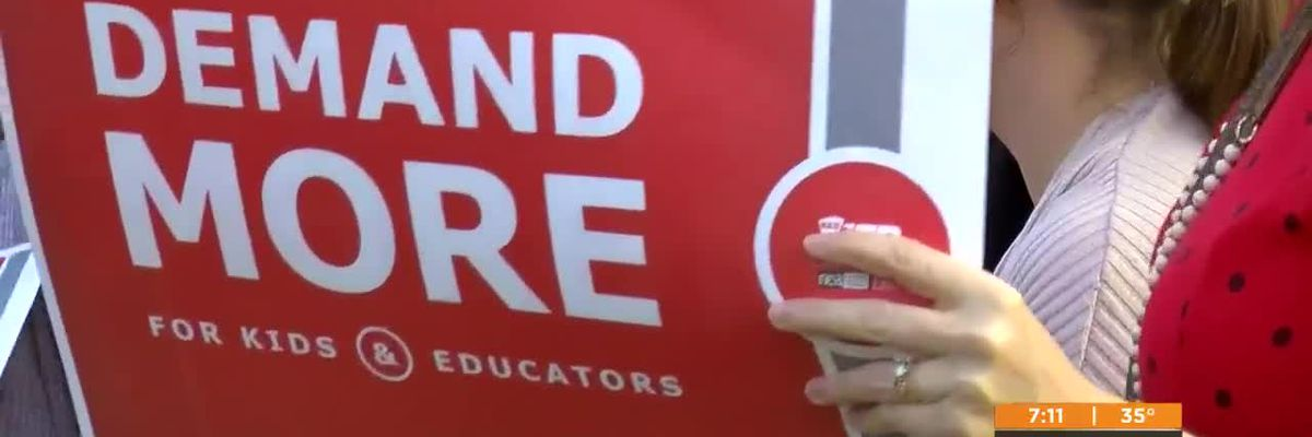 Southern Indiana teachers to rally at state capitol on Nov. 19