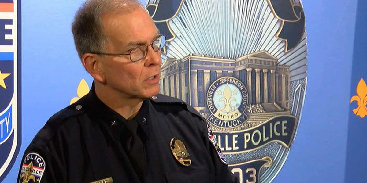 LMPD Chief approaches reorganization deadline