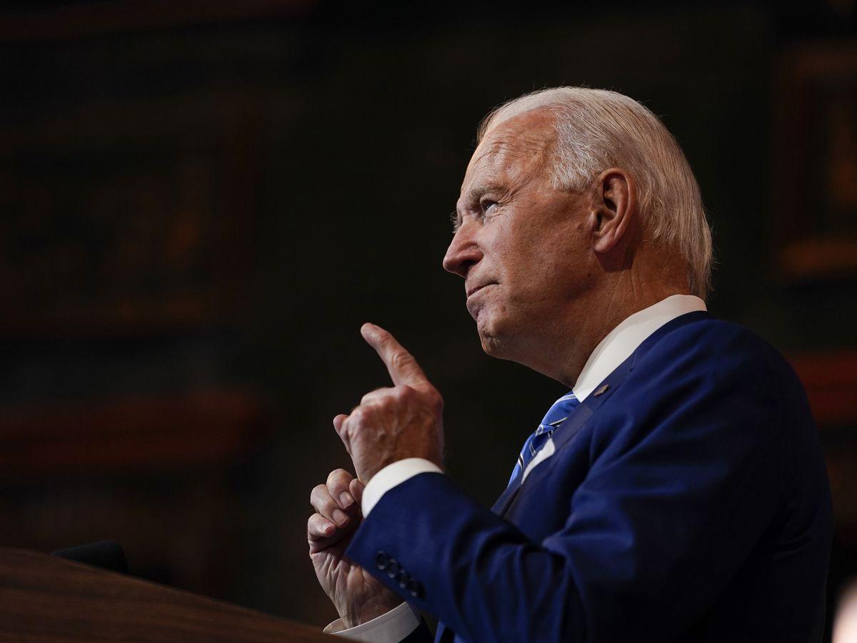 Biden unveils economic team declaring, 'Help is on the way'