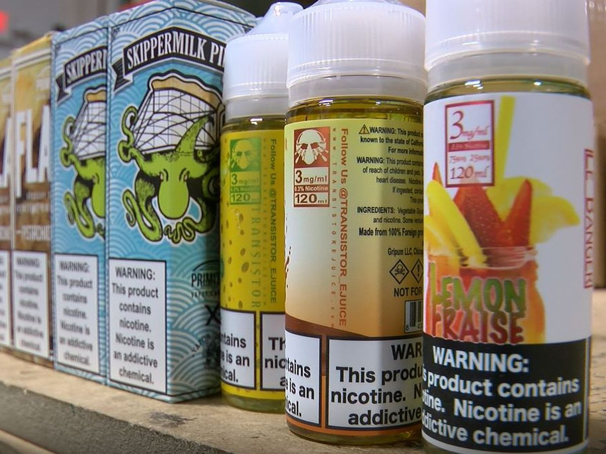 Vaping customers going back to cigarettes amid rash of illnesses