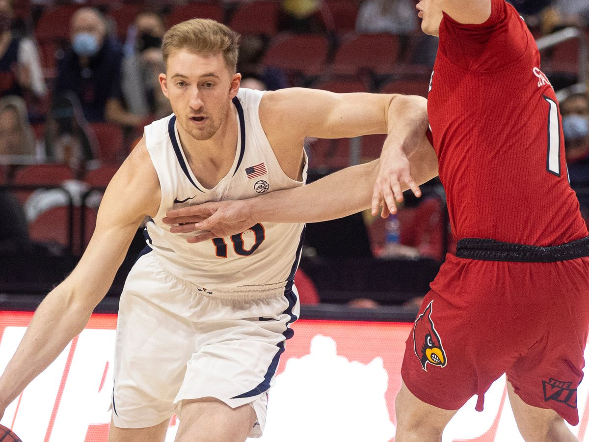 #21 Virginia claims ACC regular season title with 68-58 win over Cards