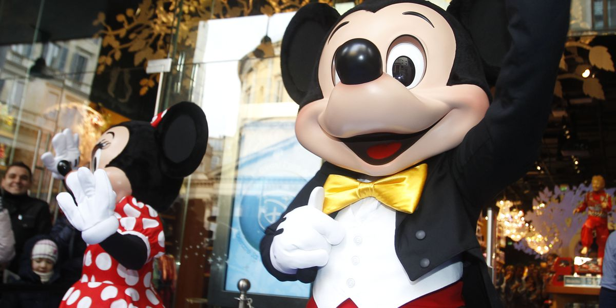 Three sentenced for trafficking counterfeit Disney DVDs