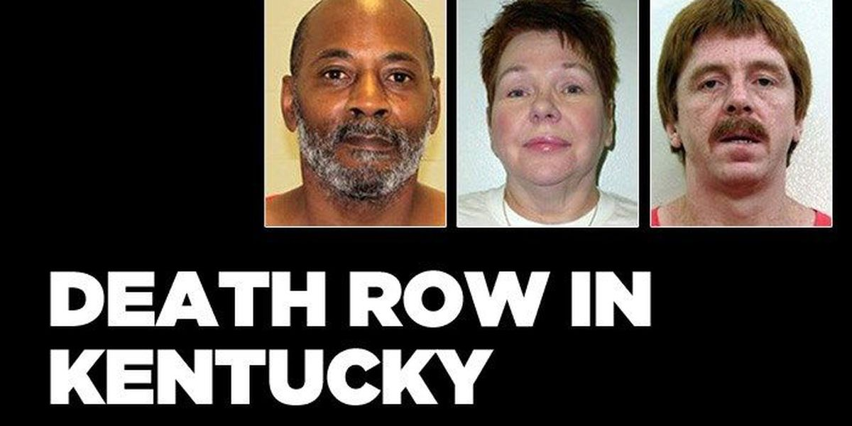 MUGSHOTS: The faces of Kentucky's death row