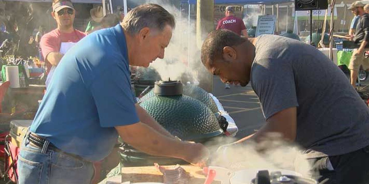 Big Green EGGFest raises over $26K for local charities
