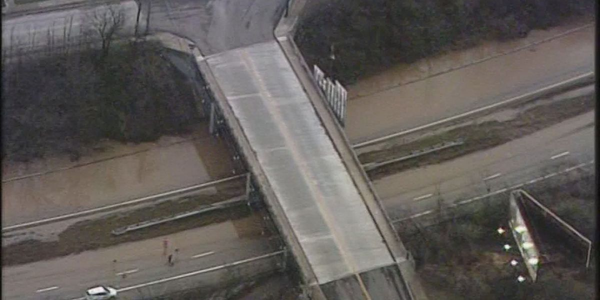 I-64 reopens, portion of I-71 still closed due to flooding