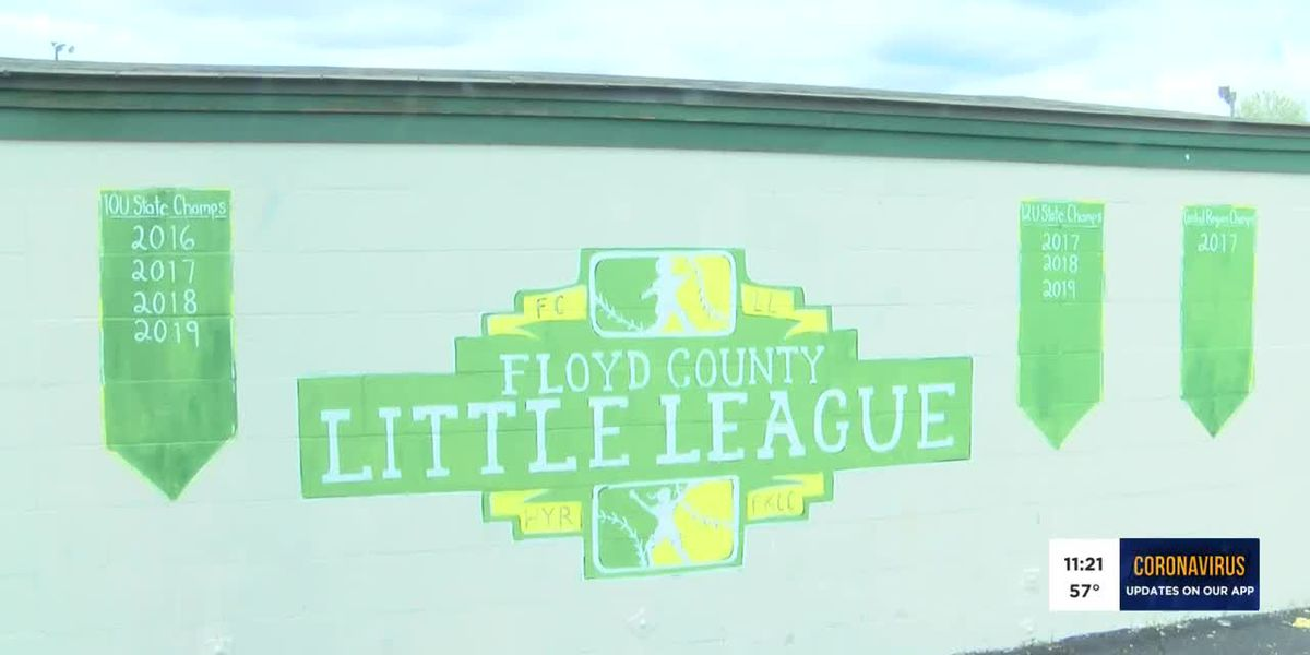 Delay of season means time for improvements at Floyd County Little League