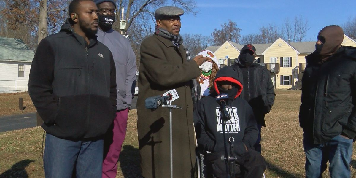 West Louisville activists construct five-point plan to counter rising crime